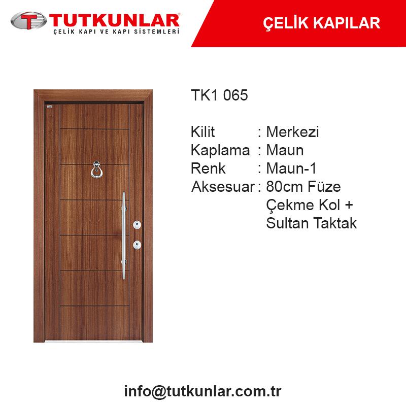 Çelik Kapı TK1 065