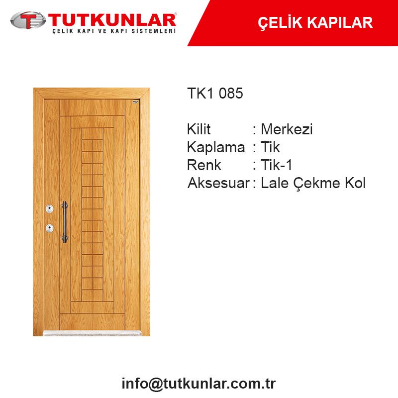 Çelik Kapı TK1 085