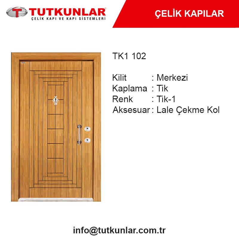 Çelik Kapı TK1 102