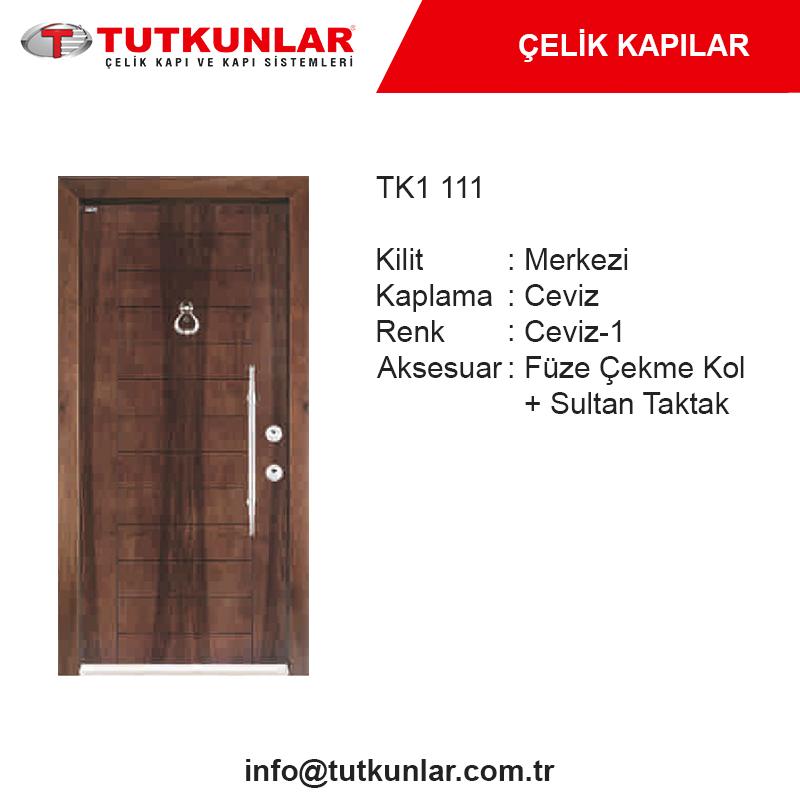 Çelik Kapı TK1 111
