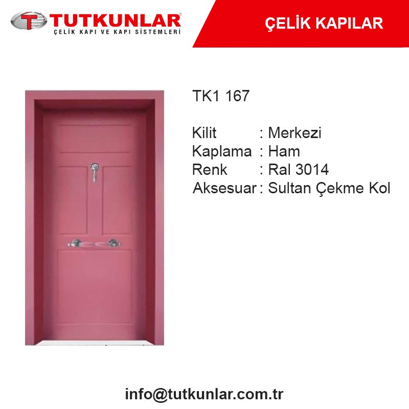 Çelik Kapı TK1 167