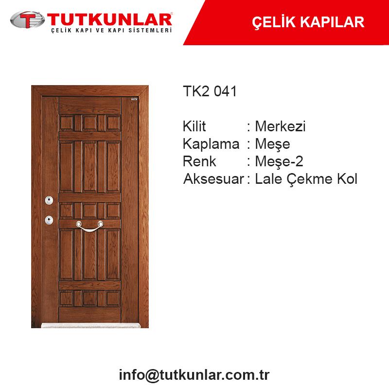 Çelik Kapı TK2 041