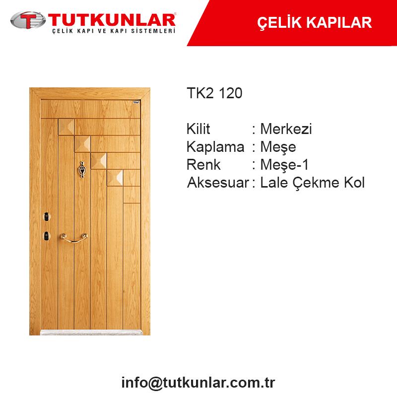 Çelik Kapı TK2 120