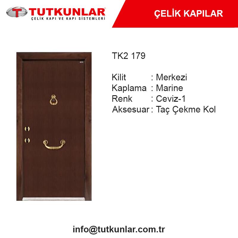 Çelik Kapı TK2 179