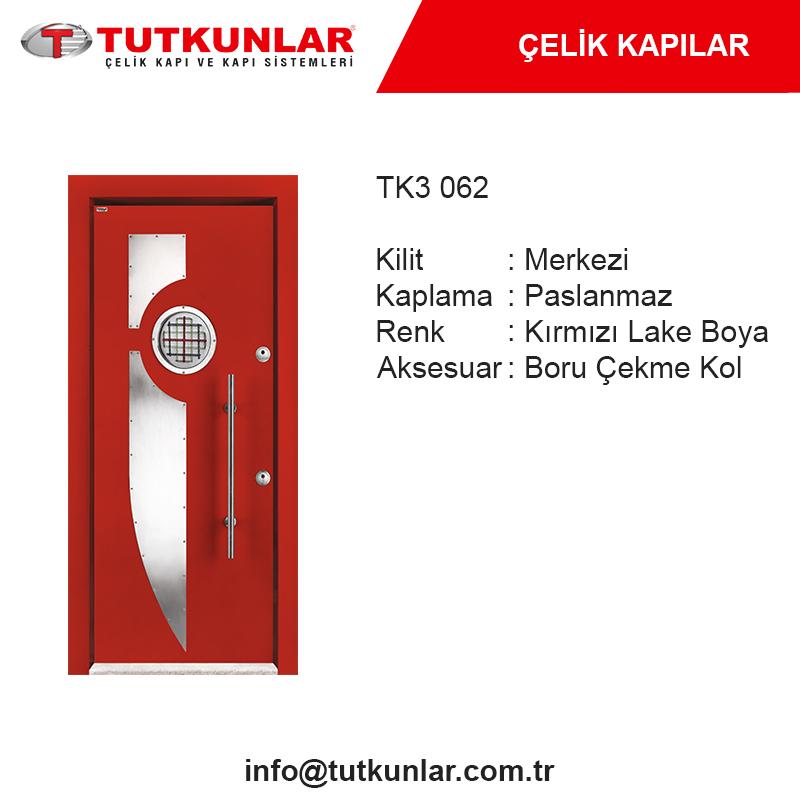 Çelik Kapı TK3 062