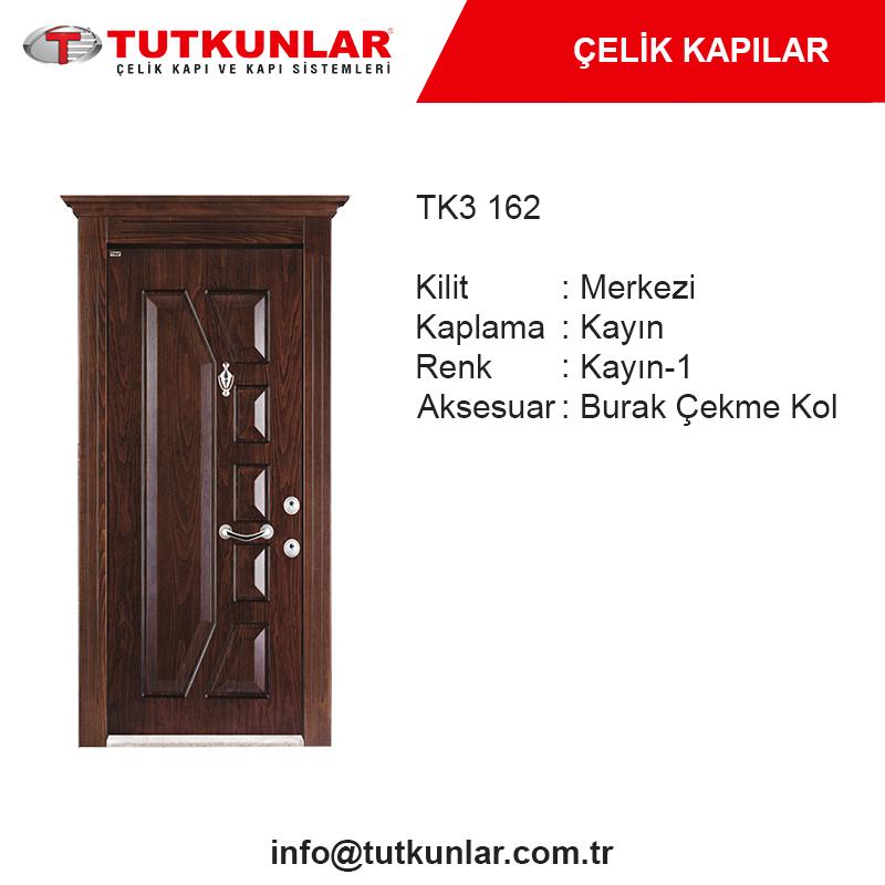 Çelik Kapı TK3 162