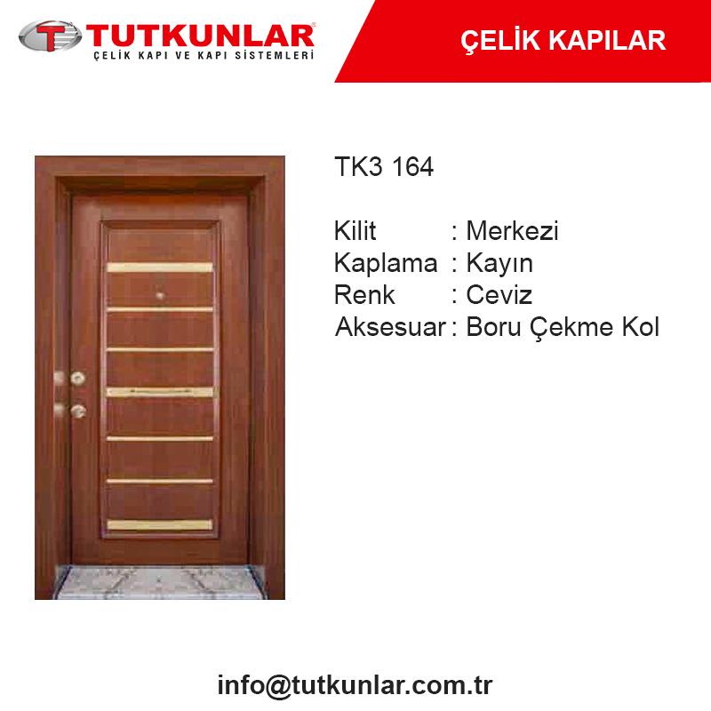 Çelik Kapı TK3 164