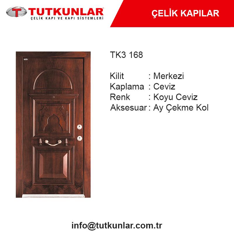 Çelik Kapı TK3 168