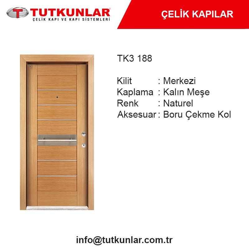 Çelik Kapı TK3 188