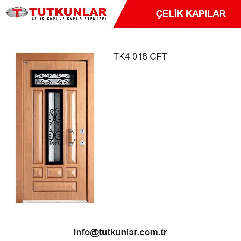 Çelik Kapı TK4 018 CFT