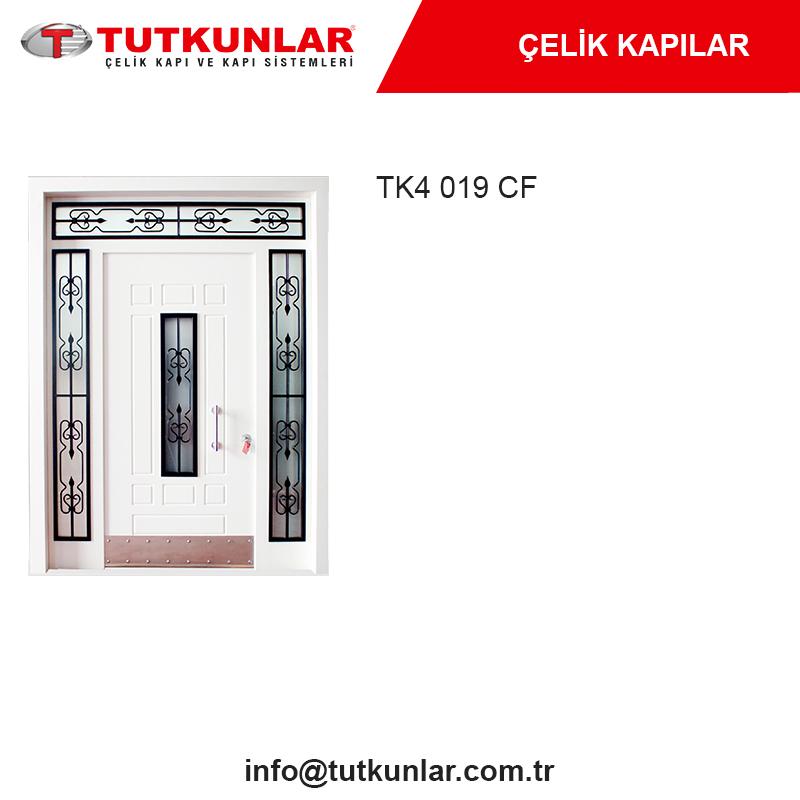 Çelik Kapı TK4 019 CF