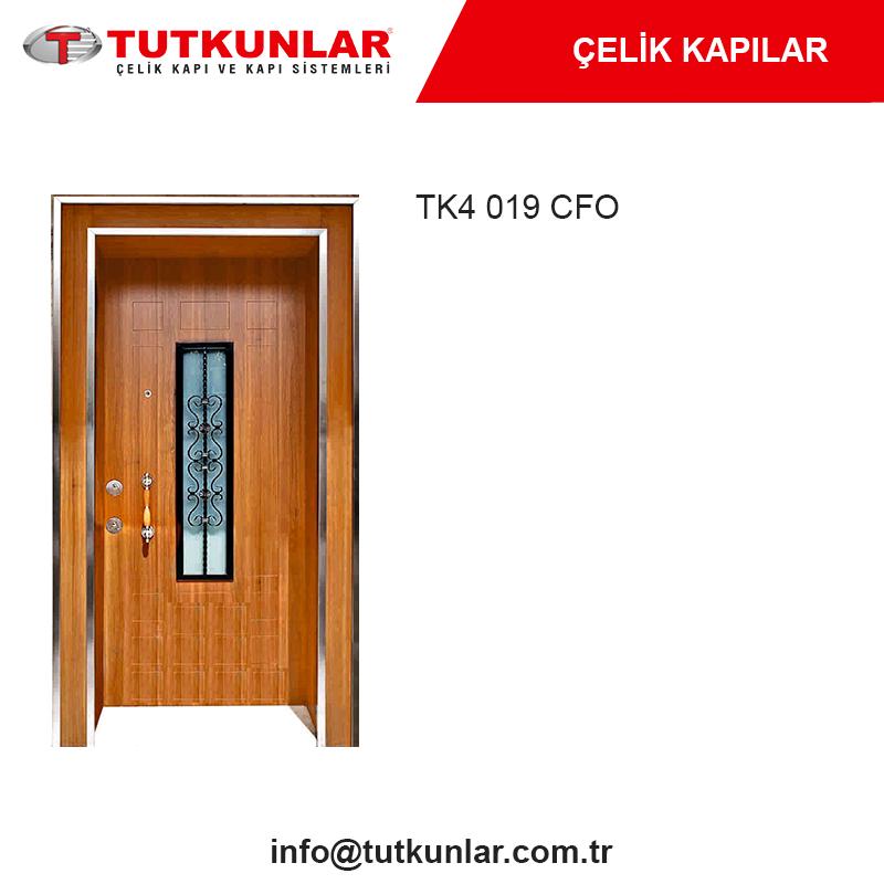 Çelik Kapı TK4 019 CFO