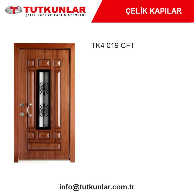 Çelik Kapı TK4 019 CFT