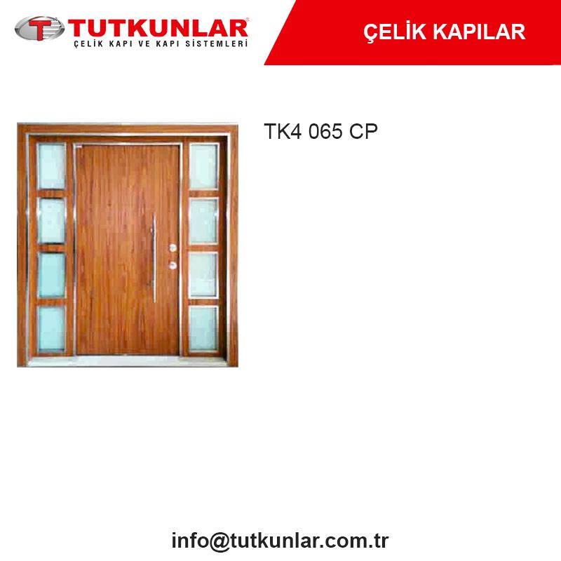 Çelik Kapı TK4 065 CP