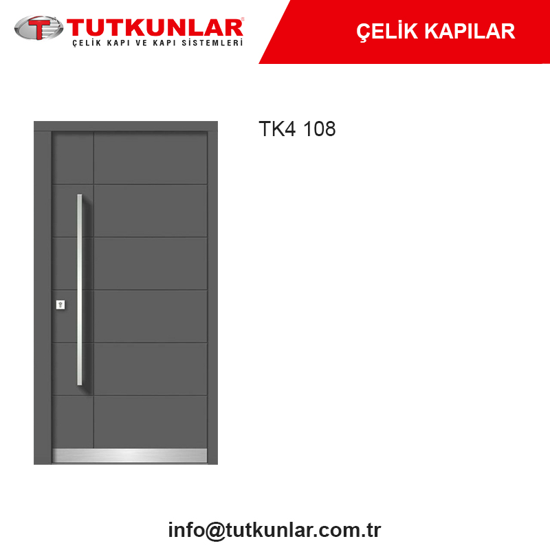 Çelik Kapı TK4 108