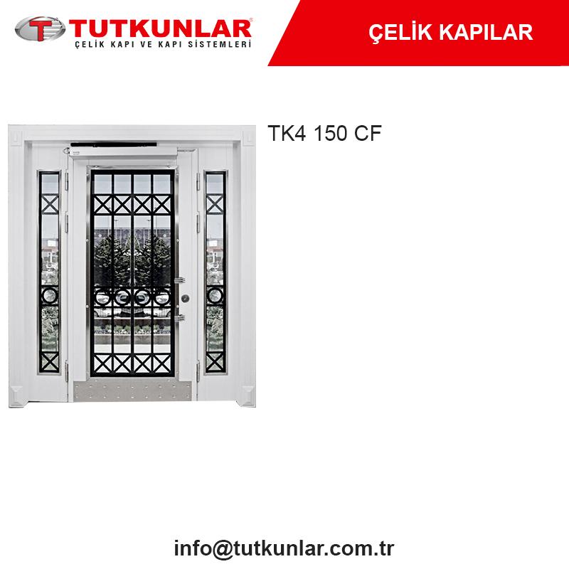 Çelik Kapı TK4 150 CF