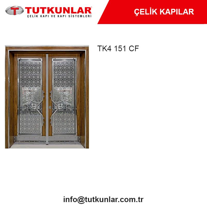 Çelik Kapı TK4 151 CF