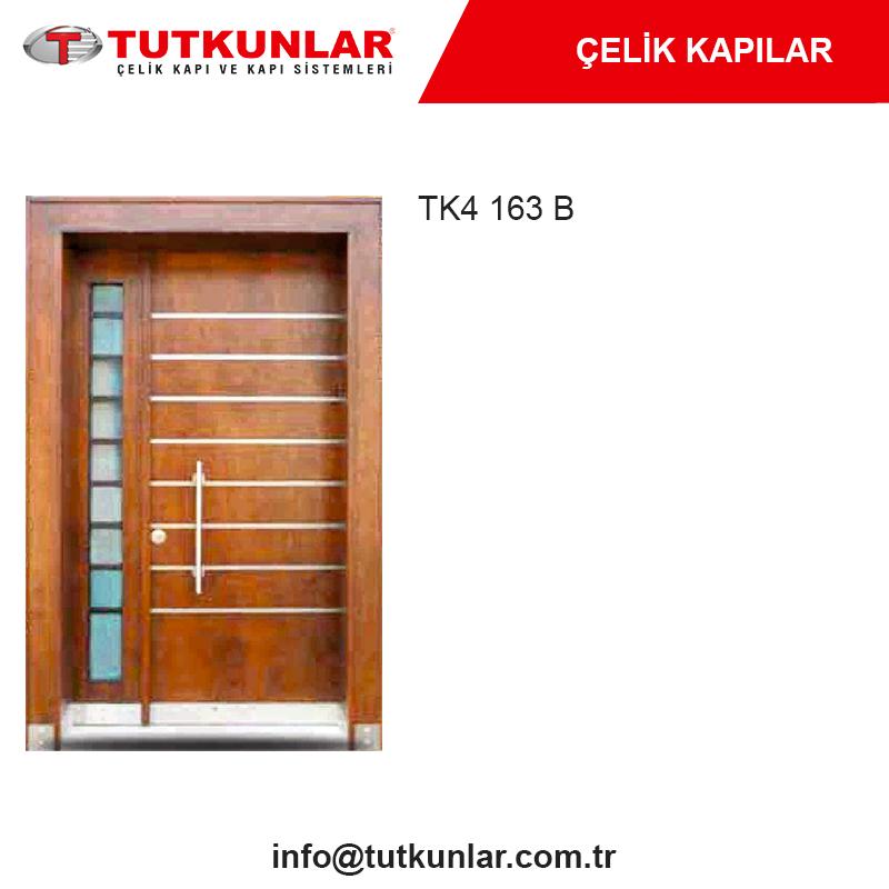 Çelik Kapı TK4 163 B