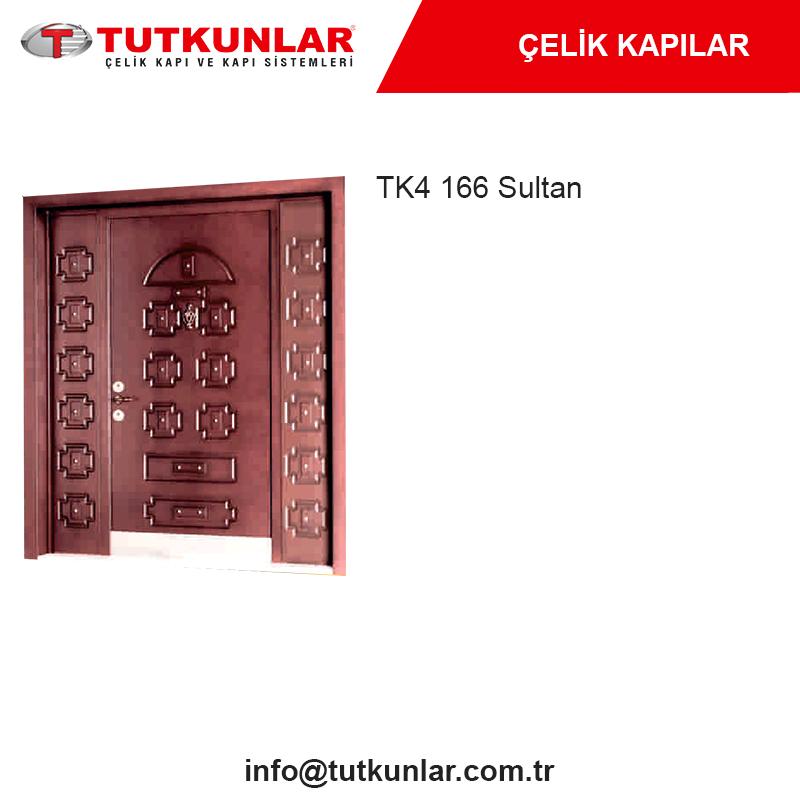 Çelik Kapı TK4 166 Sultan