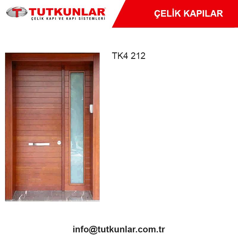 Çelik Kapı TK4 212