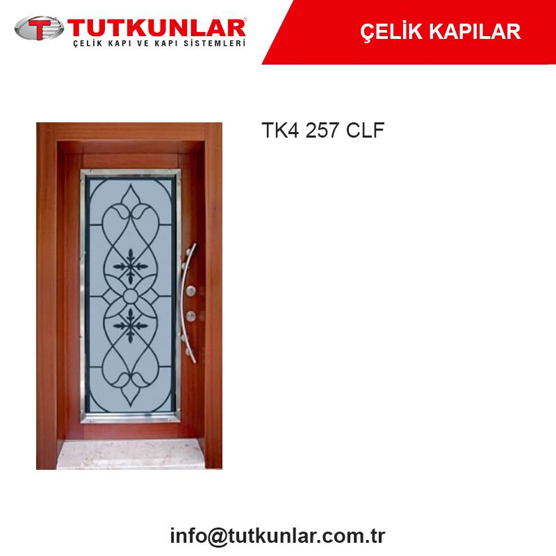Çelik Kapı TK4 257 CLF