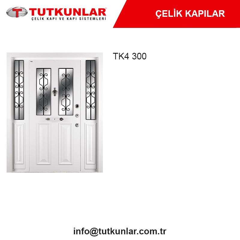 Çelik Kapı TK4 300