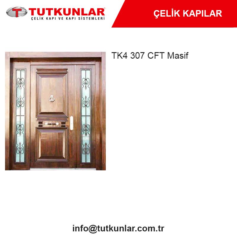 Çelik Kapı TK4 307 CFT Masif