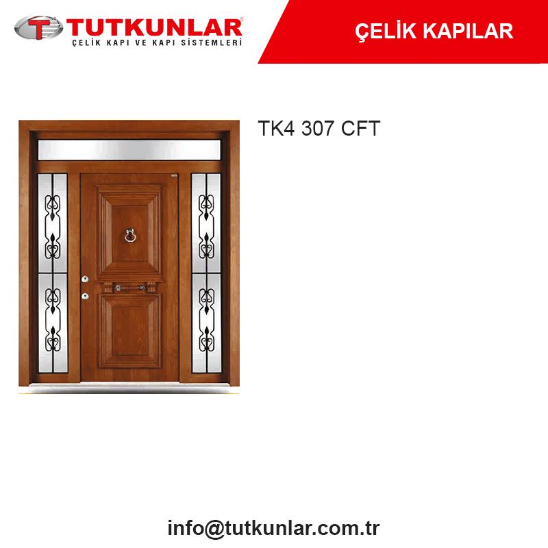 Çelik Kapı TK4 307 CFT