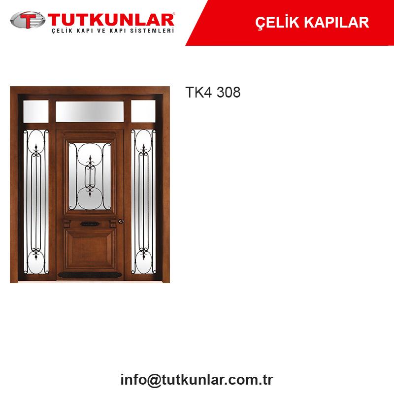 Çelik Kapı TK4 308