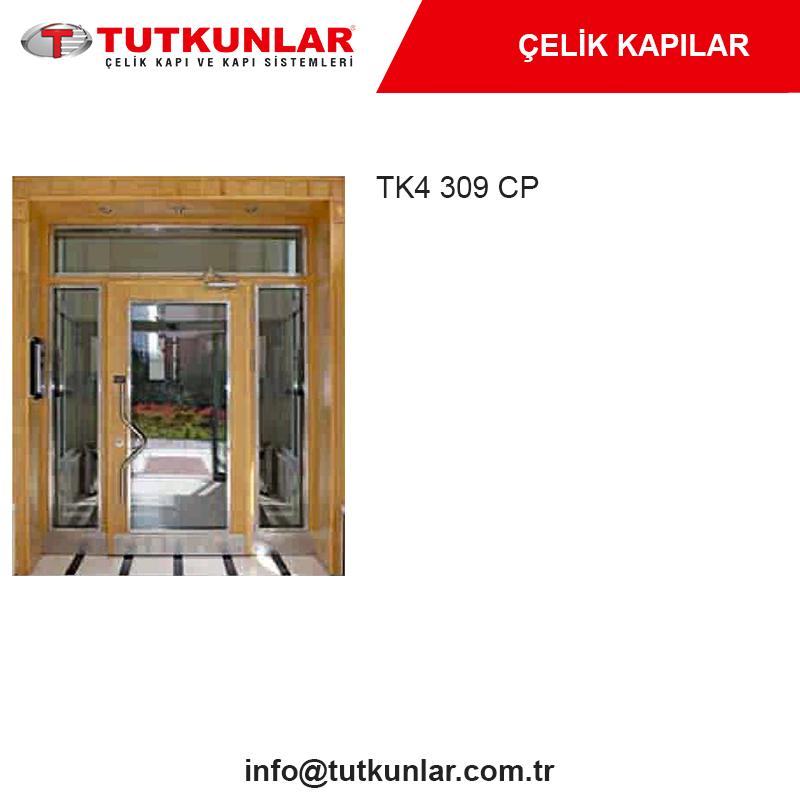 Çelik Kapı TK4 309 CP