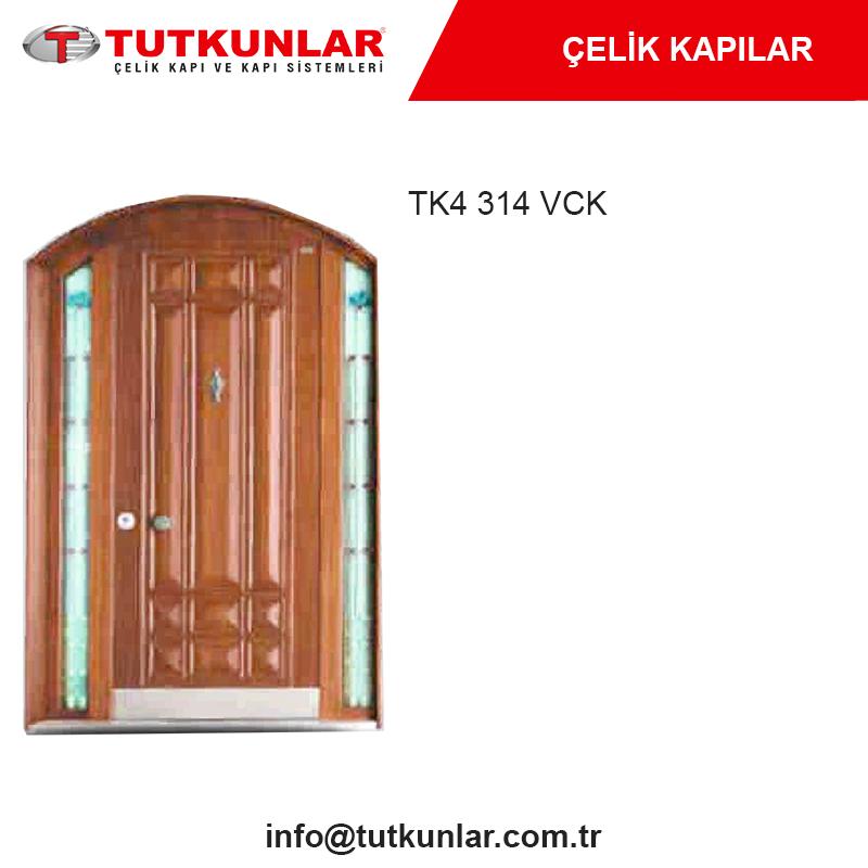 Çelik Kapı TK4 314 VCK