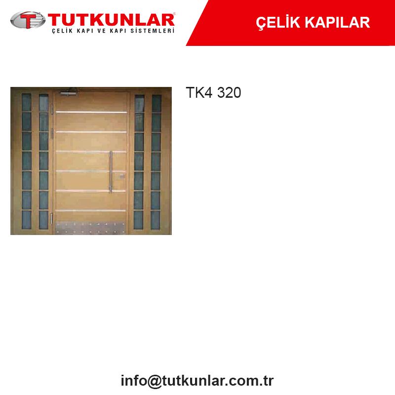 Çelik Kapı TK4 320