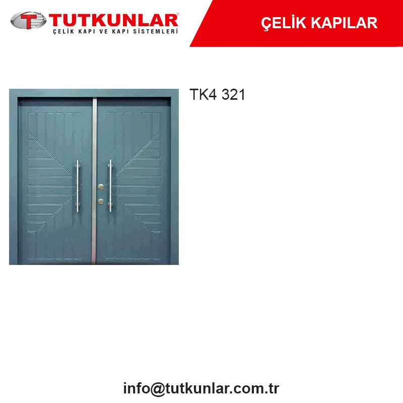 Çelik Kapı TK4 321
