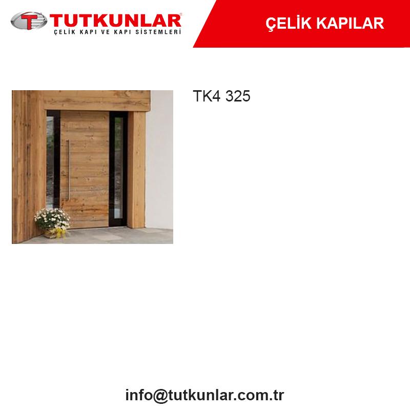 Çelik Kapı TK4 325
