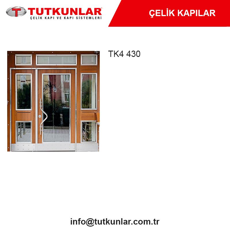 Çelik Kapı TK4 430