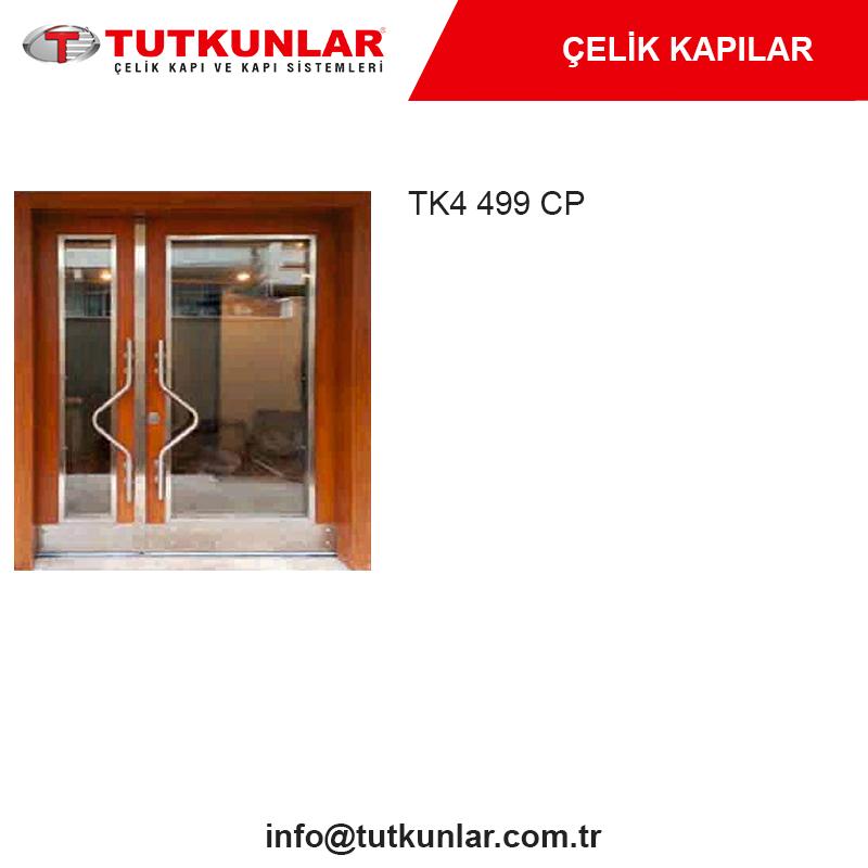Çelik Kapı TK4 499 CP