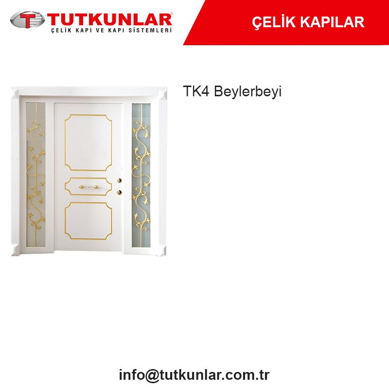 Çelik Kapı TK4 Beylerbeyi