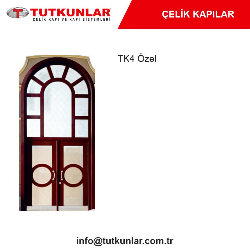 Çelik Kapı TK4 Özel