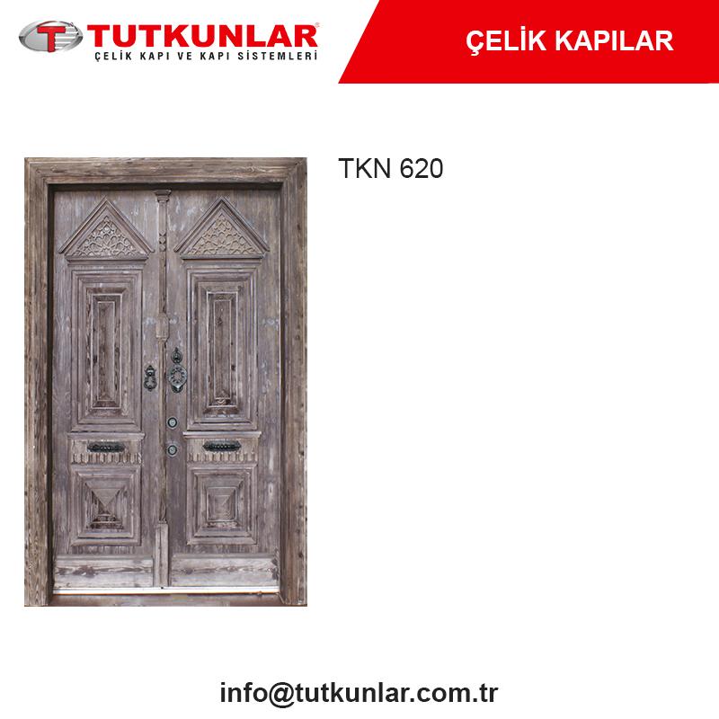 Çelik Kapı TKN 620