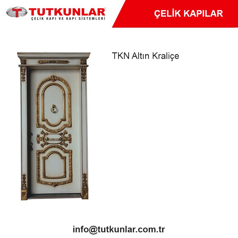 Çelik Kapı TKN Altın Kraliçe