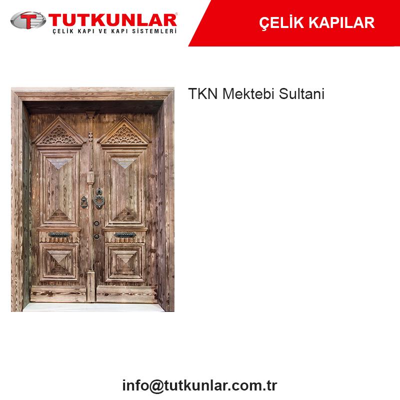 Çelik Kapı TKN Mektebi Sultani